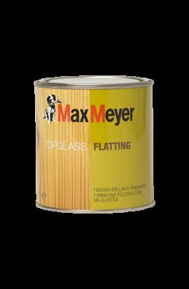 Topglass flatting